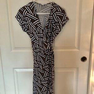 Diane Von Furstenberg, Wrap Dress